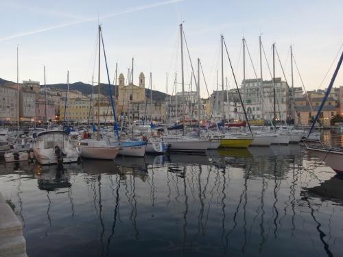 Bastia Harbour