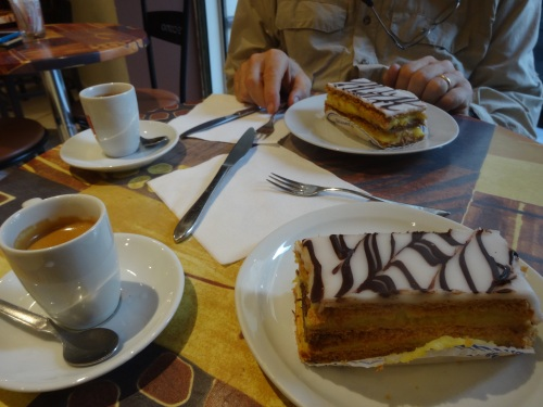 Last pastries in France