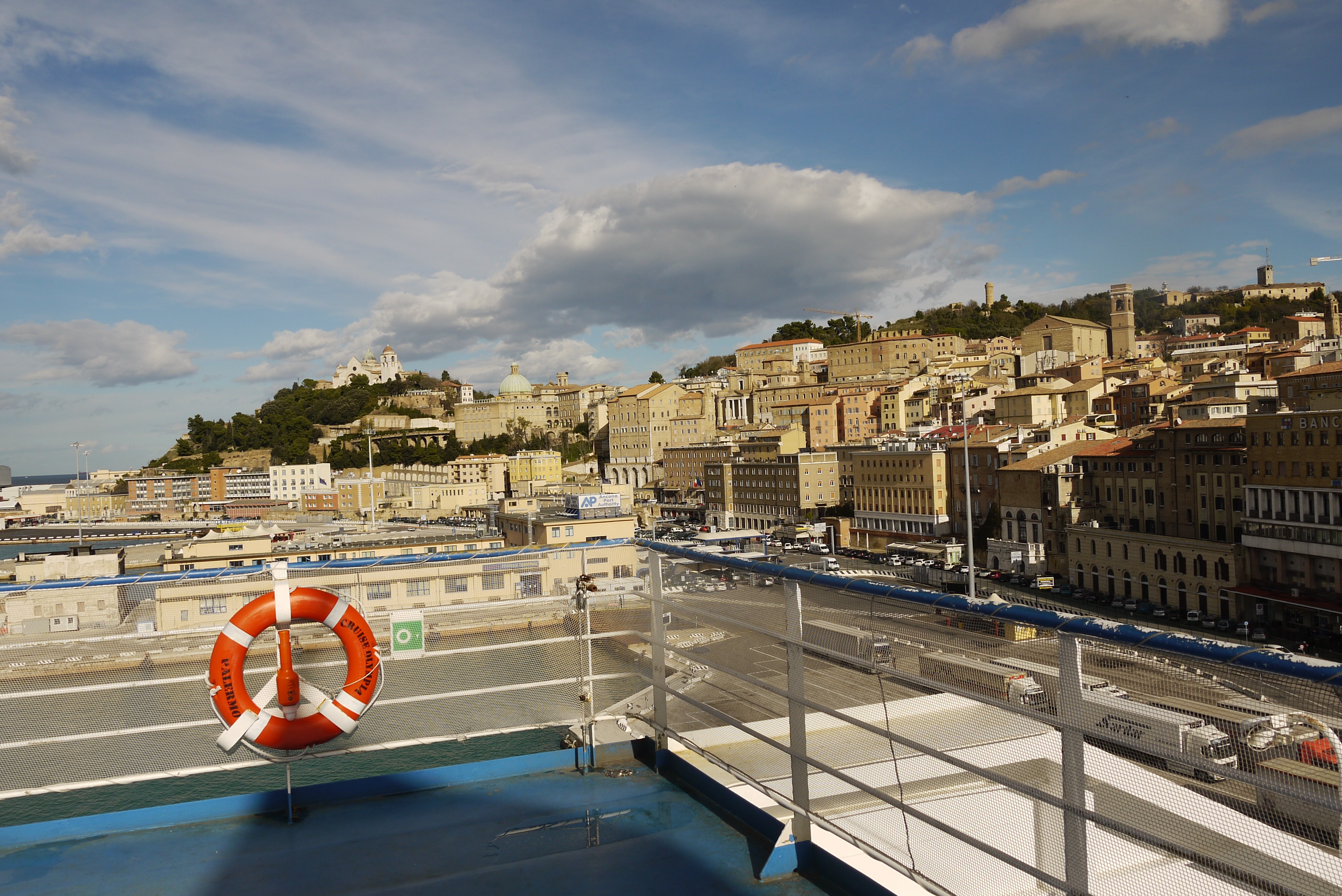 Information About Ancona Italy Image