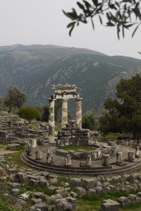 Temenos of Athena Pronaia